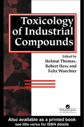 Toxicology of industrial compounds by H. Thomas