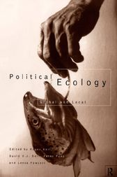 Political Ecology by David Bell