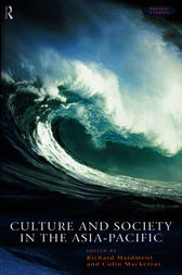 Culture and Society in the Asia-Pacific by Colin Mackerras