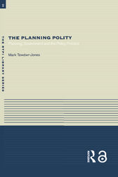 The Planning Polity by Mark Tewdwr-Jones