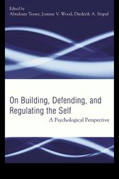 Building, Defending, and Regulating the Self by Abraham Tesser