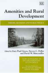 Amenities and Rural Development by G.P. Green