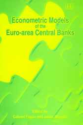 Econometric Models of the Euro-area Central Banks by G. Fagan