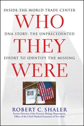 Who They Were by Robert C. Shaler