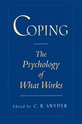 Coping by C. R. Snyder