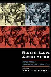 Race, Law, and Culture by Austin Sarat