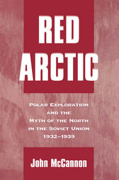 Red Arctic by John McCannon