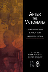 After the Victorians by Peter Mandler