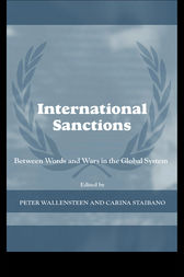 International Sanctions by Carina Staibano