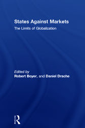 States Against Markets by Robert Boyer
