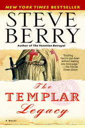 The Templar Legacy by Steve Berry
