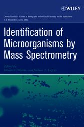 Identification of Microorganisms by Mass Spectrometry by Charles L. Wilkins