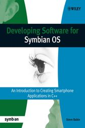 Developing Software for Symbian OS by Steve Babin
