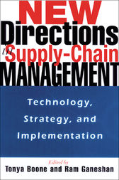 New Directions in Supply Chain Management by Tonya BOONE