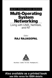 Multi-Operating System Networking by Raj Rajagopal