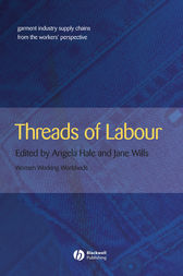 Threads of Labour by Angela Hale