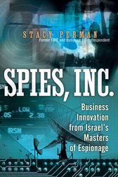 Spies, Inc. by Stacy Perman