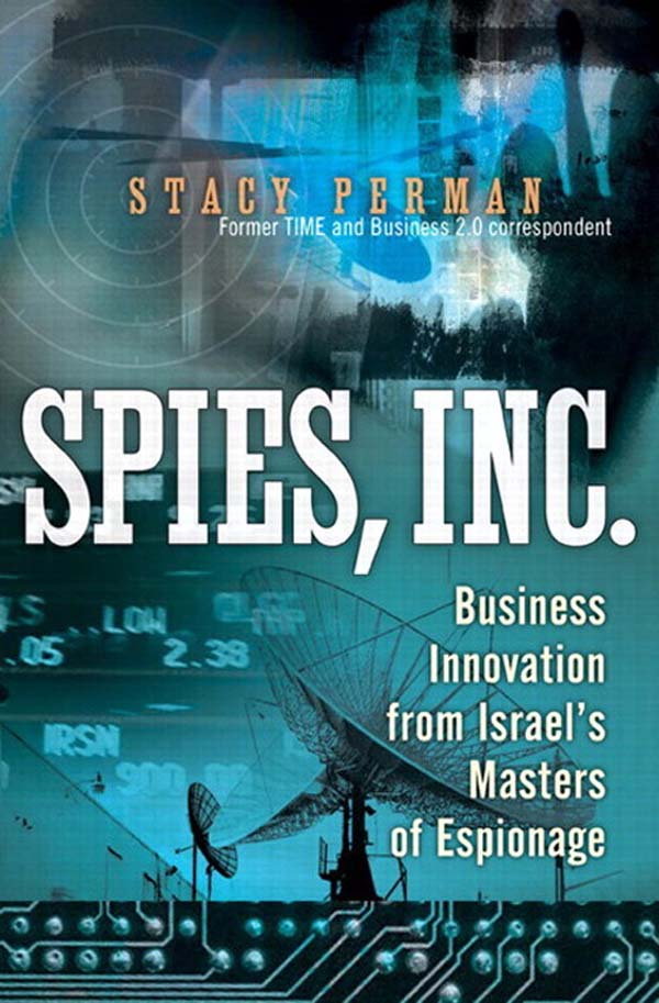 Download Ebook Spies, Inc. by Stacy Perman Pdf