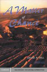 A Matter of Chance Level 4 by David A. Hill