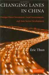 Changing Lanes in China by Eric Thun