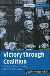 Victory through Coalition by Elizabeth Greenhalgh