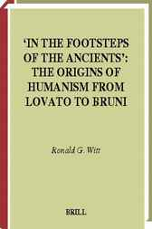 In the footsteps of the ancients by R.G. Witt