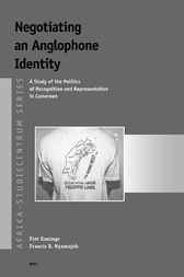Negotiating an Anglophone identity by P. Konings