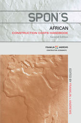 Spon's African Construction Cost Handbook, Second Edition by Franklin