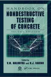 Handbook On Nondestructive Testing Of Concrete by N. J. Carino