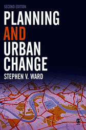 Planning and Urban Change by Stephen Ward