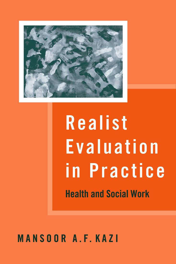 Download Ebook Realist Evaluation in Practice by Mansoor A F Kazi Pdf