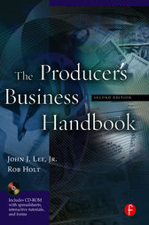 The Producer's Business Handbook by Jr. Lee