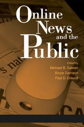 Online News and the Public by Michael B. Salwen