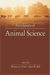 Encyclopedia of Animal Science by Wilson G. Pond