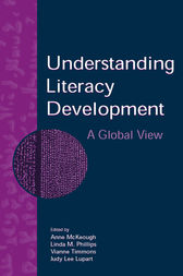 Understanding Literacy Development by Anne McKeough