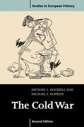 The Cold War 1945-91 by Michael L. Dockrill