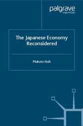 The Japanese Economy Reconsidered by Makoto Itoh