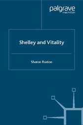 Shelley and Vitality by Sharon Ruston