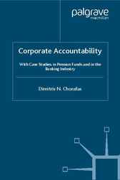 Corporate Accountability by Dimitris N. Chorafas