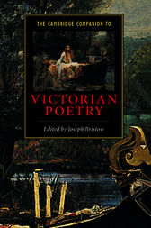 The Cambridge Companion to Victorian Poetry by Joseph Bristow
