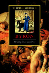The Cambridge Companion to Byron by Drummond Bone