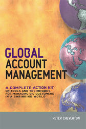 Global Account Management by Peter Cheverton