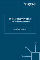 The Strategy Process by Robert Grattan
