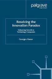 Resolving the Innovation Paradox by Georges Haour