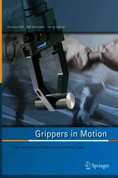 Grippers in Motion by Andreas Wolf