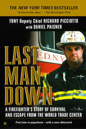 Last Man Down by Richard Picciotto