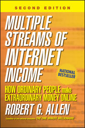 Multiple Streams of Internet Income by Robert G. Allen