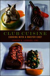 Club Cuisine by Edward G. Leonard