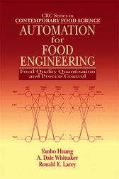 Automation for Food Engineering by Yanbo Huang
