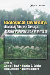 Biological Diversity by Louise E. Buck